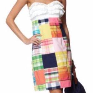 Lilly Pulitzer Cameron Madras Dress